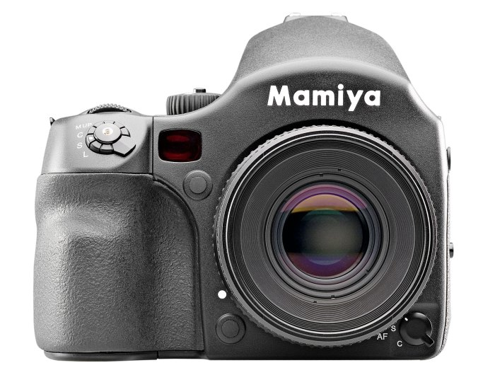 Mamiya DL28 Digital Camera System. (Photo Credit: Mamiya)