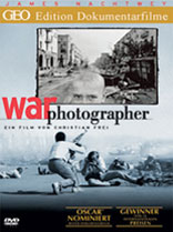 'War Photographer,' By Christian Frei. (Photo Credit: War Photographer Official Website)