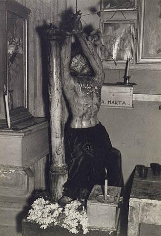 'Figure of Christ,' Asociación Manual Álvarez Bravo AC via The J. Paul Getty Trust