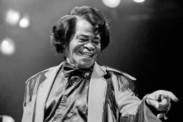 James Brown at the House of Blues Sunset Strip in Los Angeles. (Photo Credit: Skip Bolen via Website)