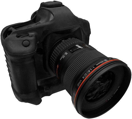Camera Armor system for the Canon EOS 1D/1Ds Mark III.